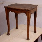 Restoration Chippendal little table