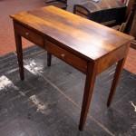 Chestnut desk restoration