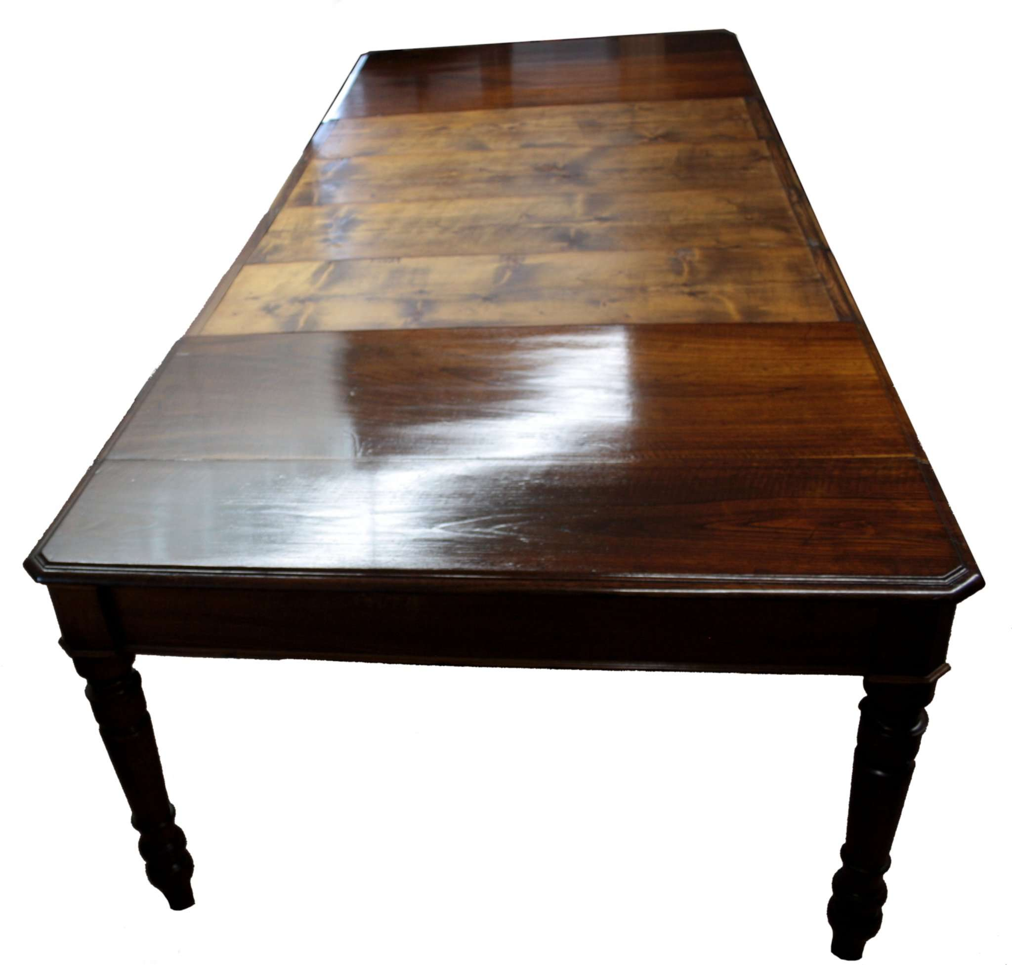 Mesa De Comedor En 1800 Restaurada En Cereza Y Madera De Casta O  # Define Muebles Y Enseres